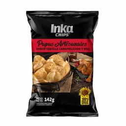 Inka Chips Papa Cebolla Caramel & Bbq