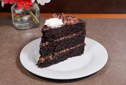 Torta de Chocolate + Jugo