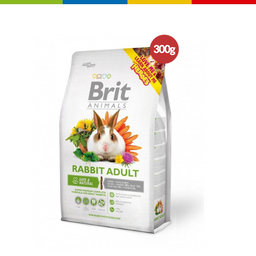 Brit Animals Rabbit Adult 300 G (64398)