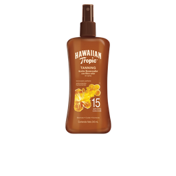 & Aceite Bronceado  Spf 15 En Spray 240Ml