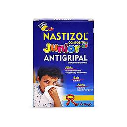 Nastizol Antigripal Compositum Jr. Masticables