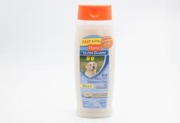 Shampoo Para Perro Hartz Hug Ridflea Oatmeal 532 mL