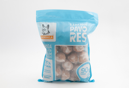 Alimento Para Perro Rambala Congelada Res Albondigas 800 g