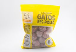 Alimento Rambala Congelada Gato Albondigas 800 g