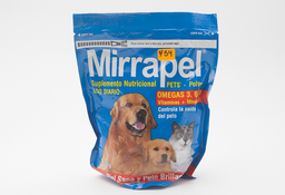 Suplemento Mirrapel En Polvo Para Perros 300 g