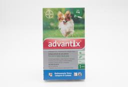 Advantix-Pipeta De 0.4Ml X Unidad
