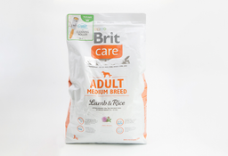 Brit Care Adult Medium Breed (lamb & Rice) - 62078