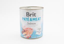 Alimento Para Perro Brit Pate & Meat Salmon Lata 800 g