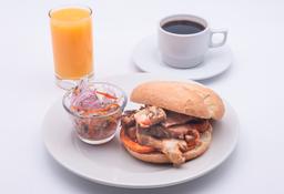 Desayuno Chicharrón