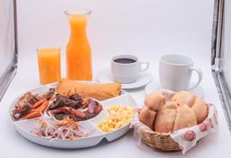 Desayuno Fuente Criolla
