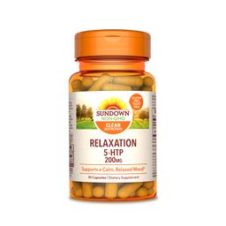 Vitamina 5-Htp 30 Capsulas 200 mg