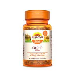 Vitamina Co Q-10 Bonus 40 Capsulas 100 mg