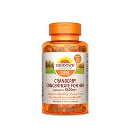 Vitamina Cramberry mas Vitamina D 150 Capsulas