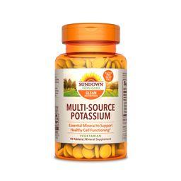 Vitamina Multi Potasio 90 Tabletas