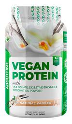 Vitamina Abouttime Vegan Protein Vanilla 2 Lb