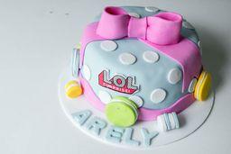 Torta Tematica LOL
