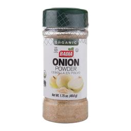 Cebolla Badia en Polvo Orgánica 49.6 g