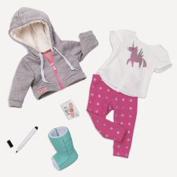 Outfit Deluxe Con Yeso