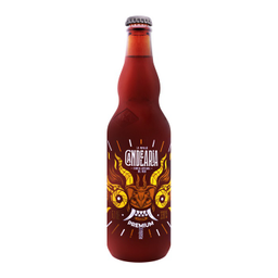 Cerveza Candelaria Lager La Peruana