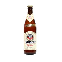 Cerveza Erdinger Weissbier Bot 500 Ml