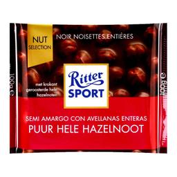 Chocolate Semi Amargo Ritter Sport Con Abellanas 100 g