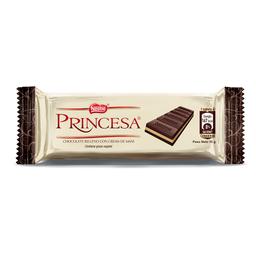 Chocolate late Princesa Barra X 30Gr Nestle
