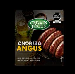 Chorizo Angus X 120G Oregon Foods