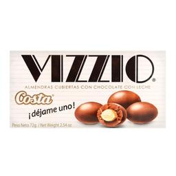 Chocolate Vizzio 72 Gr Costa