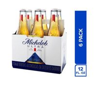 Cerveza Michelob Ultra  - Botella 355ML x6