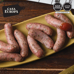 Chorizo Fin Hbs Coct Casaeuropa Paquete