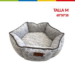 Cama Nido Azul Talla M (Qs152101 M)