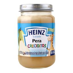 Colado Creciditos Pera X 170 Gr Heinz