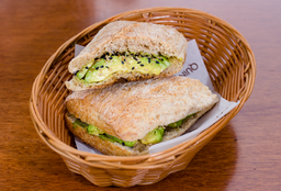 Sándwich el Avocado