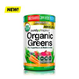 Organic Greens 243Gr