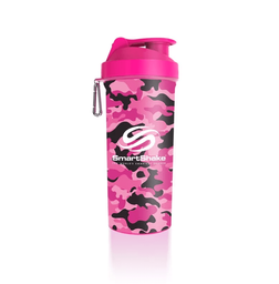 Smartshaker Lite Glossy Camo Pink 800Ml