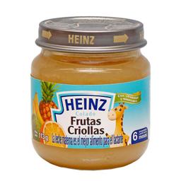 Compota Frutas Criolllas 113 Gr Heinz