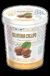 Helado Gelateria Callipo de Avellana 500 mL