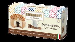 Tartufo Gelateria Callipo de Cafe y Crema de Leche 2 U