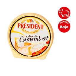 Crema de Queso President Camembert