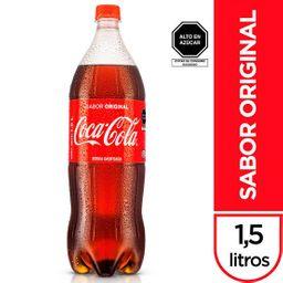 Gaseosa Coca Cola 1.5