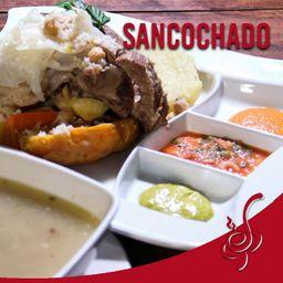 Sopa de Sancochado