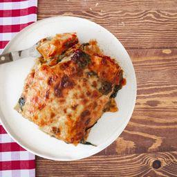 Lasagna a la Carbonara 300 gr