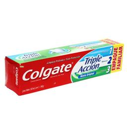 Crema Dental Colgate Triple Acción 150 mL