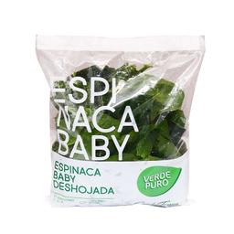 Espinaca Baby Verde Puro