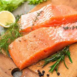 Filete De Salmon Fresco