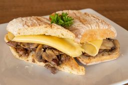 Sándwich de Champilomo