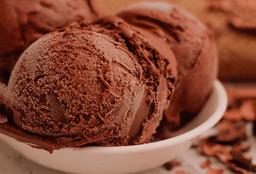 Helado de Chocolate de Medio Litro