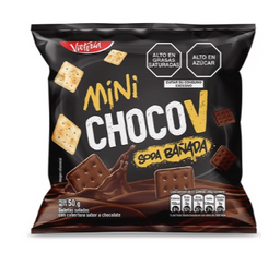 Galleta Mini Choco V 50 Gr