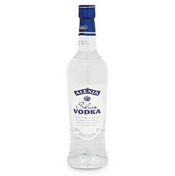Vodka Alexia Silver Bt X 700 Ml