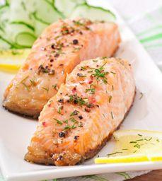 Salmon Salvaje Sea Frost Con Piel en Porciones 1 Kg